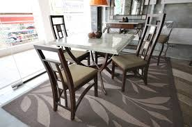 Dining Set 2 Chairs Square Dining Table Set Dolores Collection