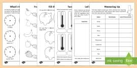 giving change from 20p worksheet
