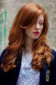 medium copper brown hair color looks smarter women hairstyles
