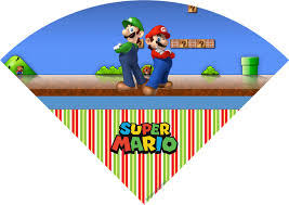 super mario bros party free printables boxes free party