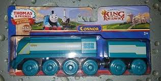 connor thomas tank friends wooden railway king castle box