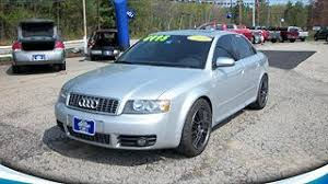 2004 audi s4 blue used audi s4 for sale