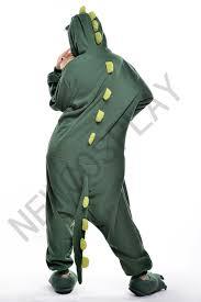 halloween pajamas womens aliexpress com buy new fleece dinosaur pajamas women men onesie