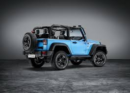 Jeep Shows Off Wrangler Rubicon With Mopar One Package