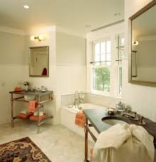 splendid beadboard wainscoting bathroom traditional with wall