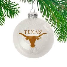 longhorns led ornament of