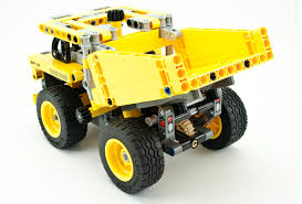 lego technic bucket wheel excavator mining the lego car blog