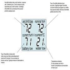 taux d humidité dans une chambre taux d humidite ideal dans une maison décorgratuit taux d humidit
