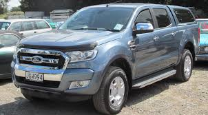 2017 ford ranger xlt double cab 4x4 review loaded 4x4 joe u0027s pet peeve 123 clean vehicles at construction sites joe u0027s