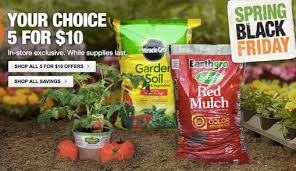 black friday deals for home depot home depot spring black friday event great deals on mulch