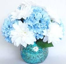 White Floral Arrangements Centerpieces by Blue And White Floral Centerpieces Blue And White Wedding Flower