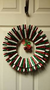 Holiday Wreath Ideas Pictures Best 25 Clothes Pin Wreath Ideas Only On Pinterest Flag Wreath