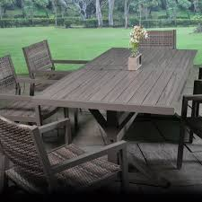 Outdoor Sling Patio Furniture Contempo Aluminum Sling Patio Dining Sets Outdoor Patio Furniture