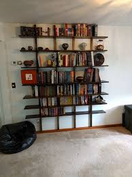 how to build a corner bookcase how to make and install hungarian shelves 6 steps with pictures
