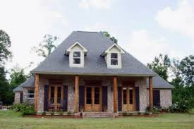 Acadian Cottage House Plans Acadian Style House With A Big Front Porch Home Pinterest