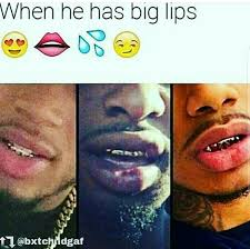 Big Lips Meme - 13 best larwd da lips images on pinterest beautiful people black