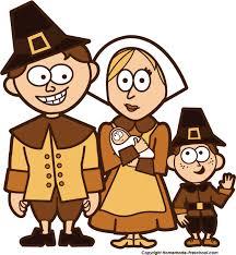 pilgrim thanksgiving clipart clip library
