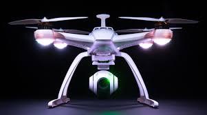 blade chroma camera drone quadcopter with 4k cgo3 and st10