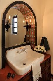 mexican bathroom ideas best 25 style bathrooms ideas on
