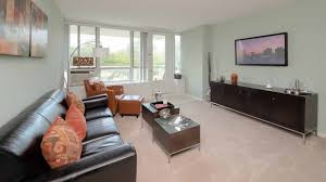 tour a sunny one bedroom at the park like lake meadows apartments