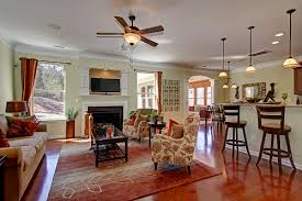 Homes With Open Floor Plans Open Floor Plan Design The Ellerbe From Eastwood Homes Newhomes