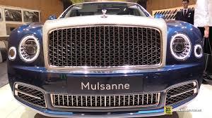 2017 bentley mulsanne interior 2017 bentley mulsanne hallmark by mulliner exterior interior