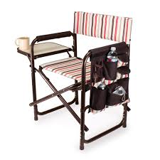 Tall Directors Chair With Side Table Nice Folding Directors Chair With Side Table With Earth Executive