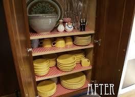 new beautiful shelf liner kitchen cabinets prepossessing for