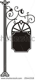 decorative hanging frames vecteezy sign vectors