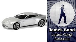 james bond aston martin james bond corgi cars 2015 aston martin db10 and anniversary db5