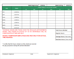 Free Timesheet Template Excel Sle Excel Timesheet Timesheet Templates Excel Sle Basic
