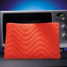 coussin micro onde coussin chauffant haute technologie pas cher pro idee