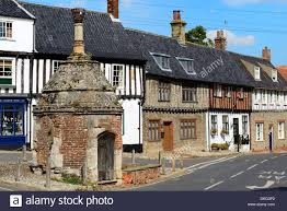 A Framed Houses by Village Pump And Medieval Timber Framed Houses Common Place