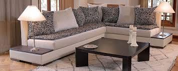 salon canapé marocain canapé fauteuil design de salon marocain