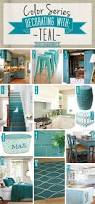 color series decorating with teal