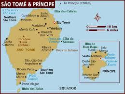 map of sao tome why the name são tomé and príncipe heritage