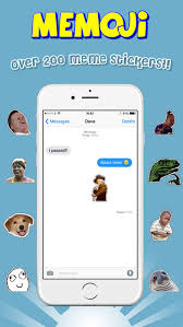 Meme Keyboard Iphone - memoji emoji meme sticker keyboard on the app store