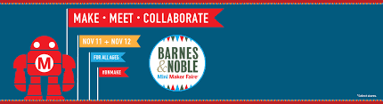 Barnes And Noble In Cincinnati Ohio Mini Maker Faire 2017 Barnes U0026 Noble