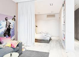 bedroom divider diy room screen room divider wall ikea curtain
