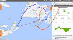 Create A Map Route by Furkot Review