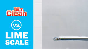 how to clean shower doors mr clean youtube