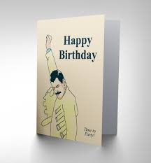 freddie mercury birthday card alanarasbach com