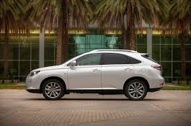 lexus rx models for sale 2013 lexus rx 350 f sport first drive automobile magazine