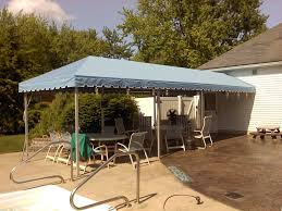 A Frame Awning Residential Patio Awning Cei Awning U2014 The Canvas Exchange Inc