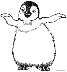 Penguin Coloring Pages Coloring Page Penguin Penguin Coloring Page Free Printable by Penguin Coloring Pages