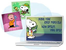 peanuts gifts and cards snoopy and brown