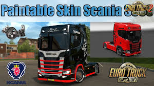 skin pack new year 2017 for iveco hiway and volvo 2012 2013 paintable skin mike kok skin for scania s580 2017 euro truck