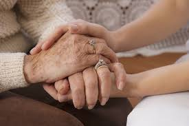 Words Of Comfort For A Friend With A Dying Parent How To Let Go When A Loved One Is Dying Pbs Newshour
