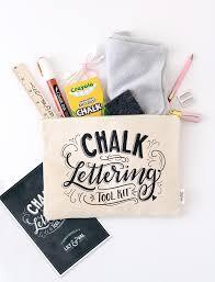 lily val chalk lettering bundle