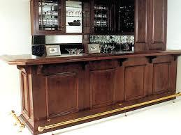 bar cabinet for home miller in cherry home bar liquor cabinet bar